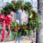 Holiday Wreath & Greens Sale