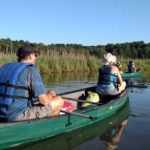 Guided Canoe Trip – SUNRISE