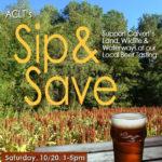 ACLT Sip & Save