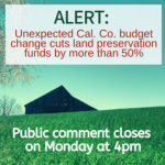 Speak Out for Land Preservation in Calvert County!