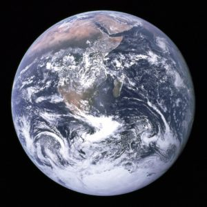 """The Blue Marble"" - NASA"