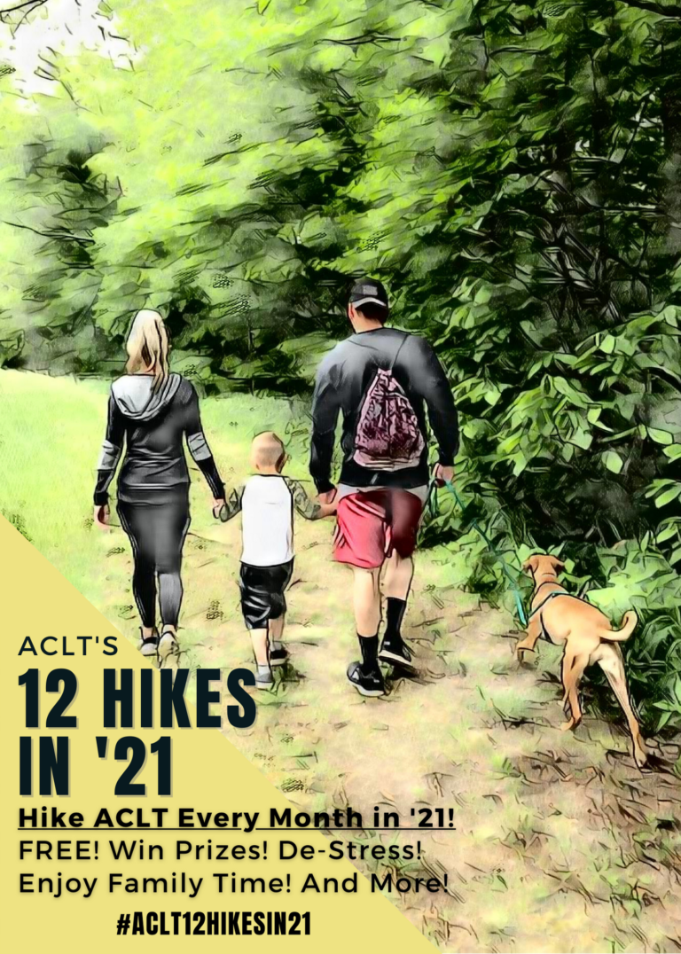 ACLT's 12 Hikes in '21